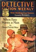 Detective Fiction Weekly (1928-1942 Red Star News) Pulp Vol. 36 #4