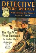 Detective Fiction Weekly (1928-1942 Red Star News) Pulp Vol. 36 #5
