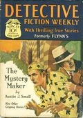 Detective Fiction Weekly (1928-1942 Red Star News) Pulp Vol. 37 #2