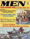Men Magazine (1952-1982) Zenith Publishing Corp. Vol. 15 #4