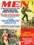 Men Magazine (1952-1982) Zenith Publishing Corp. Vol. 15 #10
