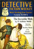 Detective Fiction Weekly (1928-1942 Red Star News) Pulp Vol. 37 #4