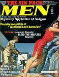 Men Magazine (1952-1982) Zenith Publishing Corp. Vol. 16 #6