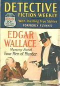 Detective Fiction Weekly (1928-1942 Red Star News) Pulp Vol. 38 #6