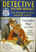 Detective Fiction Weekly (1928-1942 Red Star News) Pulp Vol. 39 #2