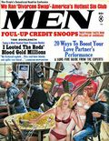 Men Magazine (1952-1982) Zenith Publishing Corp. Vol. 16 #11