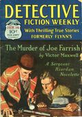 Detective Fiction Weekly (1928-1942 Red Star News) Pulp Vol. 39 #3