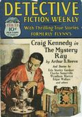 Detective Fiction Weekly (1928-1942 Red Star News) Pulp Vol. 39 #4