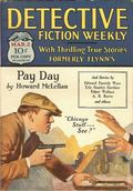 Detective Fiction Weekly (1928-1942 Red Star News) Pulp Vol. 39 #5
