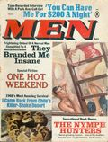 Men Magazine (1952-1982 Zenith Publishing Corp.) Pulp Vol. 17 #11