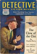 Detective Fiction Weekly (1928-1942 Red Star News) Pulp Vol. 40 #4