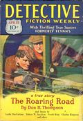 Detective Fiction Weekly (1928-1942 Red Star News) Pulp Vol. 40 #5