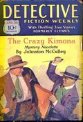 Detective Fiction Weekly (1928-1942 Red Star News) Pulp Vol. 40 #6
