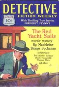 Detective Fiction Weekly (1928-1942 Red Star News) Pulp Vol. 41 #1