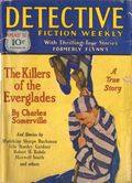 Detective Fiction Weekly (1928-1942 Red Star News) Pulp Vol. 41 #3