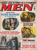 Men Magazine (1952-1982) Zenith Publishing Corp. Vol. 18 #3