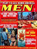 Men Magazine (1952-1982) Zenith Publishing Corp. Vol. 18 #10