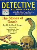 Detective Fiction Weekly (1928-1942 Red Star News) Pulp Vol. 41 #5