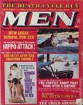 Men Magazine (1952-1982) Zenith Publishing Corp. Vol. 19 #4