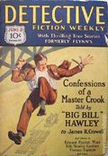 Detective Fiction Weekly (1928-1942 Red Star News) Pulp Vol. 42 #1