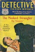 Detective Fiction Weekly (1928-1942 Red Star News) Pulp Vol. 42 #2