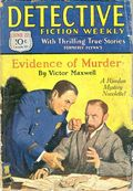 Detective Fiction Weekly (1928-1942 Red Star News) Pulp Vol. 42 #3