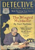 Detective Fiction Weekly (1928-1942 Red Star News) Pulp Vol. 42 #4
