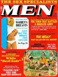 Men Magazine (1952-1982) Zenith Publishing Corp. Vol. 20 #4