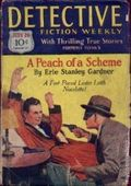 Detective Fiction Weekly (1928-1942 Red Star News) Pulp Vol. 43 #1