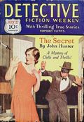Detective Fiction Weekly (1928-1942 Red Star News) Pulp Vol. 43 #2