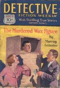 Detective Fiction Weekly (1928-1942 Red Star News) Pulp Vol. 43 #3