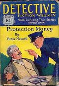 Detective Fiction Weekly (1928-1942 Red Star News) Pulp Vol. 43 #5