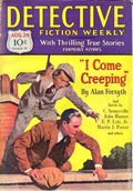 Detective Fiction Weekly (1928-1942 Red Star News) Pulp Vol. 43 #6