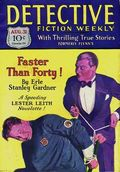 Detective Fiction Weekly (1928-1942 Red Star News) Pulp Vol. 44 #1
