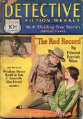 Detective Fiction Weekly (1928-1942 Red Star News) Pulp Vol. 44 #3