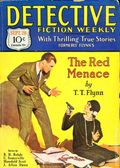 Detective Fiction Weekly (1928-1942 Red Star News) Pulp Vol. 44 #5