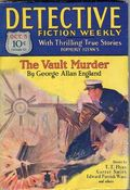 Detective Fiction Weekly (1928-1942 Red Star News) Pulp Vol. 44 #6