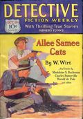 Detective Fiction Weekly (1928-1942 Red Star News) Pulp Vol. 45 #2