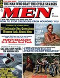 Men Magazine (1952-1982) Zenith Publishing Corp. Vol. 20 #8