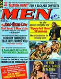 Men Magazine (1952-1982) Zenith Publishing Corp. Vol. 20 #12