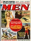 Men Magazine (1952-1982) Zenith Publishing Corp. Vol. 21 #5