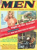 Men Magazine (1952-1982) Zenith Publishing Corp. Vol. 21 #6