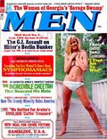 Men Magazine (1952-1982) Zenith Publishing Corp. Vol. 21 #10