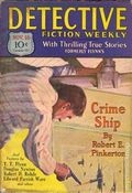 Detective Fiction Weekly (1928-1942 Red Star News) Pulp Vol. 45 #6