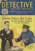 Detective Fiction Weekly (1928-1942 Red Star News) Pulp Vol. 46 #1