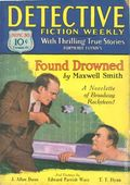 Detective Fiction Weekly (1928-1942 Red Star News) Pulp Vol. 46 #2