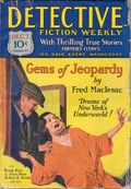 Detective Fiction Weekly (1928-1942 Red Star News) Pulp Vol. 46 #3