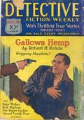 Detective Fiction Weekly (1928-1942 Red Star News) Pulp Vol. 46 #6