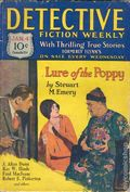 Detective Fiction Weekly (1928-1942 Red Star News) Pulp Vol. 47 #1