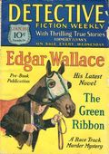 Detective Fiction Weekly (1928-1942 Red Star News) Pulp Vol. 47 #3